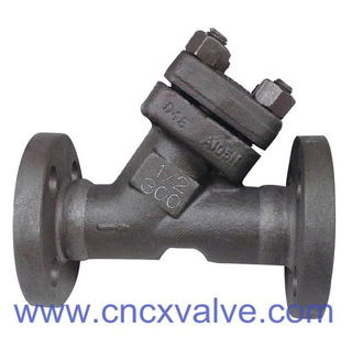 Forged Steel Y-strainer