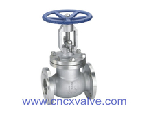 Flanged Cast Steel Globe Valve