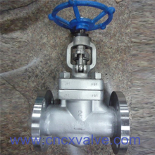 Flanged End Forged Steel Globe Valve
