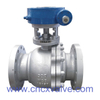 2PC Body Floating Ball Valve