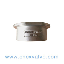Stainless Steel Disco Check Valve with Spring Loaded