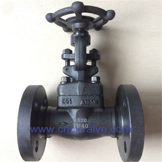 Flanged End Forged Steel Gate Valve