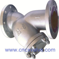 Flanged End Y-strainer