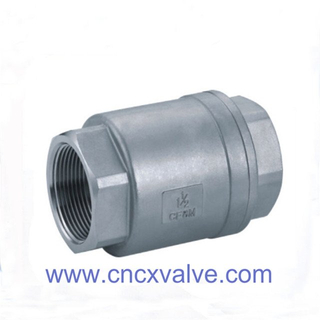 Vertical Check Valve 800WOG